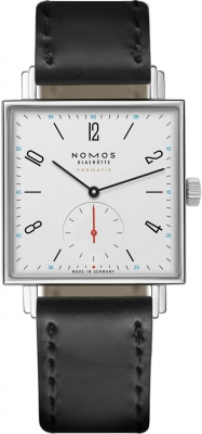 Nomos Glashutte Tetra Neomatik 39 33mm Square 421 watch