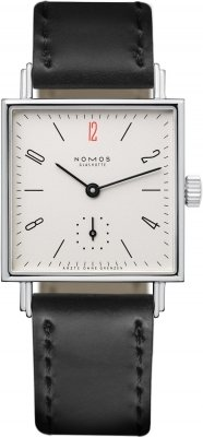 Nomos Glashutte Tetra 27.5mm Square 401.s2 watch