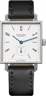 Nomos Glashutte Tetra 29.5mm Square 406 watch