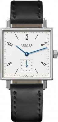 Nomos Glashutte Tetra 29.5mm Square 408 watch