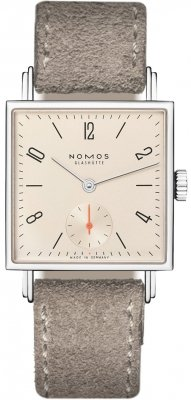 Buy this new Nomos Glashutte Tetra 27.5mm Square 473 ladies watch for the discount price of £1,404.00. UK Retailer.
