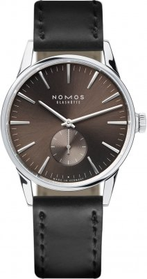 Nomos Glashutte Zurich 39.8mm 823 watch