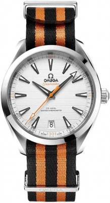 Buy this new Omega Aqua Terra 150M Co-Axial Master Chronometer 41mm 220.12.41.21.02.003 mens watch for the discount price of £3,600.00. UK Retailer.