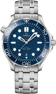 Omega Seamaster Diver 300m Co-Axial Master Chronometer 42mm 210.30.42.20.03.001 watch