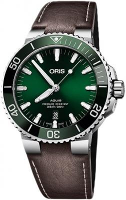 Oris Aquis Date 43.5mm 01 733 7730 4157-07 5 24 10EB watch