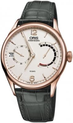 Oris Artelier Calibre 111 01 111 7700 6061-Set 1 23 78 watch