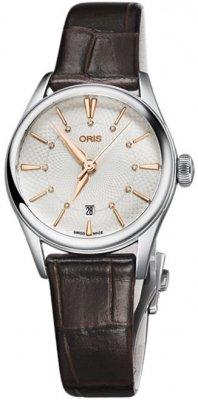 Oris Artelier Date 28mm 01 561 7722 4031-07 5 14 65FC watch