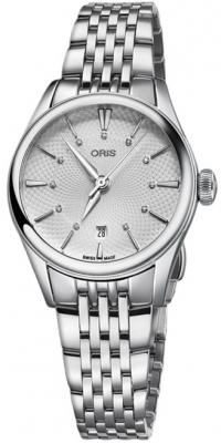 Oris Artelier Date 28mm 01 561 7722 4051-07 8 14 79 watch