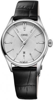 Oris Artelier Date 33mm 01 561 7724 4051-07 5 17 64FC watch