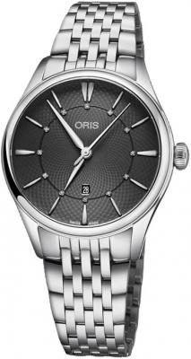 Oris Artelier Date 33mm 01 561 7724 4053-07 8 17 79 watch