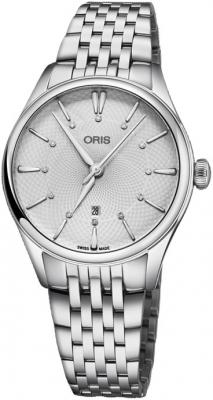 Oris Artelier Date 33mm 01 561 7724 4051-07 8 17 79 watch
