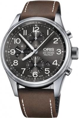 Oris Big Crown ProPilot Chronograph 44mm 01 774 7699 4063-07 5 22 05FC watch