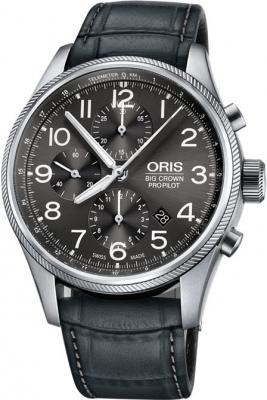 Oris Big Crown ProPilot Chronograph 44mm 01 774 7699 4063-07 5 22 06FC watch
