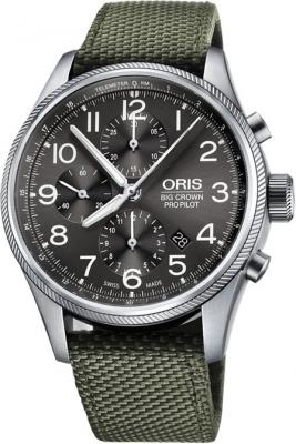 Oris Big Crown ProPilot Chronograph 44mm 01 774 7699 4063-07 5 22 14FC watch