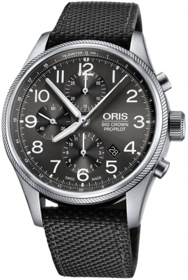 Oris Big Crown ProPilot Chronograph 44mm 01 774 7699 4063-07 5 22 15FC watch