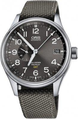 Oris Big Crown ProPilot GMT Small Seconds 45mm 01 748 7710 4063-07 5 22 17FC watch