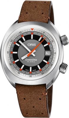 Oris Chronoris 01 733 7737 4053-07 5 19 43 watch