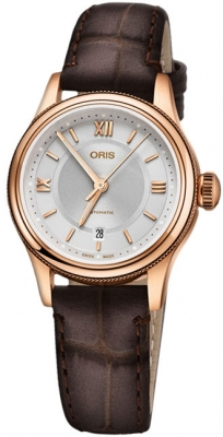 Oris Classic Date 28.5mm 01 561 7718 4871-07 6 14 32 watch