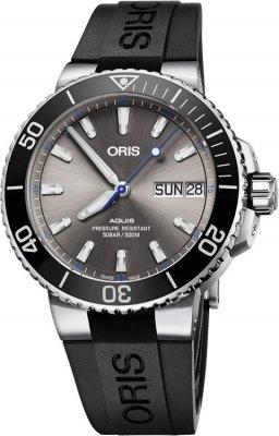 Oris Hammerhead Limited Edition 01 752 7733 4183-Set RS watch