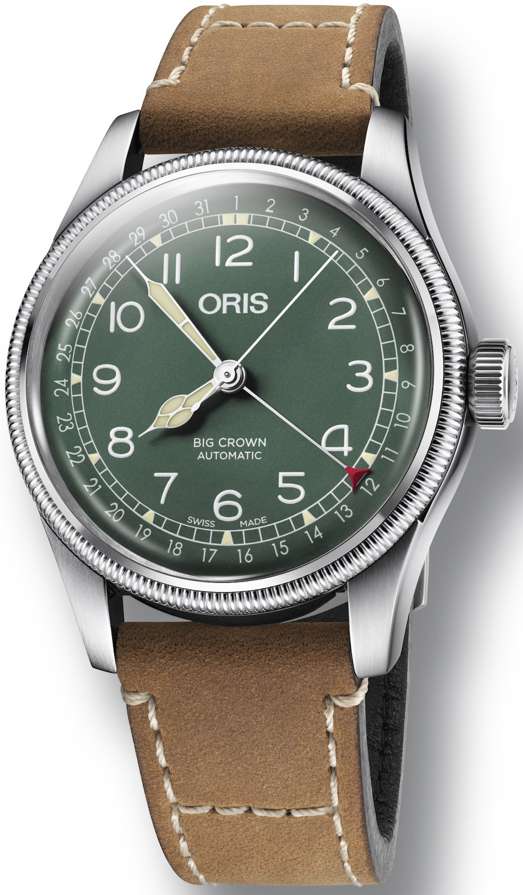 Buy this new Oris Big Crown 01 754 7741 4078-Set LS mens watch for ... 241dd647359c