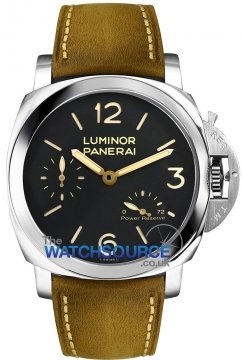 Panerai Luminor 1950 3 Days Power Reserve Manual Wind 47mm Mens watch, model number - pam00423, discount price of £7,410.00 from The Watch Source