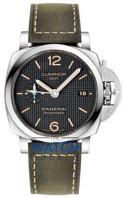 Panerai Luminor 1950 3 Days GMT Automatic 42mm pam01535 watch