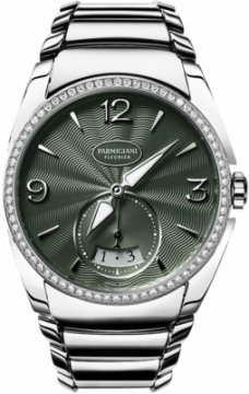 Buy this new Parmigiani Tonda Metropolitaine Automatic 33.1mm pfc273-0065600-b00002 ladies watch for the discount price of £7,051.00. UK Retailer.