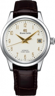 Buy this new Grand Seiko Elegance Automatic 39.5mm sbgh263 mens watch for the discount price of £5,400.00. UK Retailer.