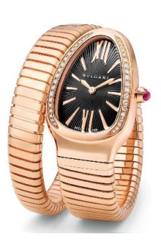 Bulgari Serpenti Tubogas 35mm Ladies watch, model number - spp35bgdg.1t, discount price of £18,761.00 from The Watch Source