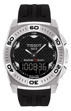 Tissot Racing Mens watch, model number - T0025201720101, discount price of £320.00 from The Watch Source
