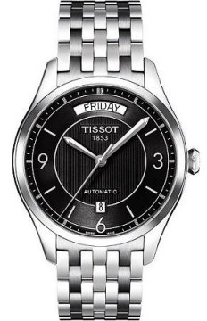 Tissot T-One Mens watch, model number - T0384301105700, discount price of £340.00 from The Watch Source