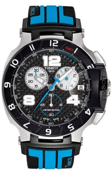 Tissot T-RACE 2013 LIMITED EDITION Mens watch, model number - T0484172720700, discount price of £500.00 from The Watch Source