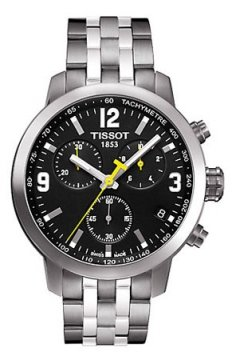 Tissot PRC200 Mens watch, model number - T0554171105700, discount price of £295.00 from The Watch Source