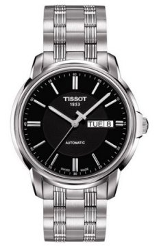 Tissot Automatic III Mens watch, model number - T0654301105100, discount price of £335.00 from The Watch Source