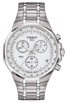 Tissot PRX Mens watch, model number - T0774171103100, discount price of £310.00 from The Watch Source
