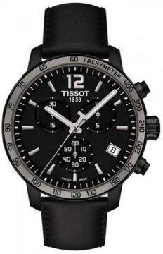 Tissot Quickster Mens watch, model number - T0954173605702, discount price of £255.00 from The Watch Source