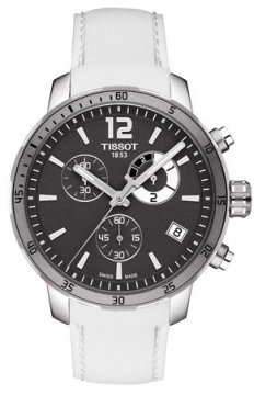 Tissot Quickster Mens watch, model number - T0954491706700, discount price of £240.00 from The Watch Source