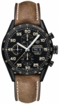 Tag Heuer Carrera Day Date Automatic Chronograph 43mm cv2a84.fc6394 watch