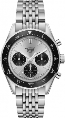 Buy this new Tag Heuer Autavia Heritage Calibre Heuer 02 42mm cbe2111.ba0687 mens watch for the discount price of £4,160.00. UK Retailer.