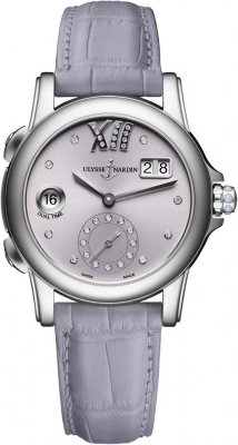 Ulysse Nardin Classic Lady Dual Time 3343-222/30-07 watch
