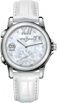 Ulysse Nardin Classic Lady Dual Time 3343-222/391 watch