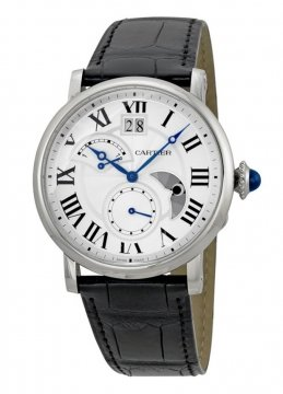 Buy this new Cartier Rotonde de Cartier Retrograde Time Zone w1556368 mens watch for the discount price of £7,200.00. UK Retailer.