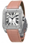 Cartier Santos 100 Medium w20126x8 watch