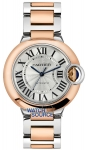 Cartier Ballon Bleu 36mm w2bb0003 watch