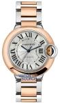 Cartier Ballon Bleu 36mm w2bb0003 watch