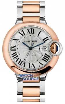 Buy this new Cartier Ballon Bleu 42mm w2bb0004 mens watch for the discount price of £9,540.00. UK Retailer.