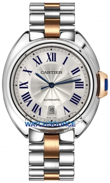 Buy this new Cartier Cle De Cartier Automatic 40mm W2CL0002 mens watch for the discount price of £7,470.00. UK Retailer.