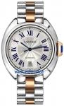 Cartier Cle De Cartier Automatic 40mm W2CL0002 watch