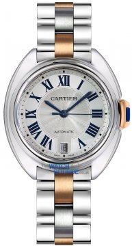 Cartier Cle De Cartier Automatic 35mm W2CL0003 watch