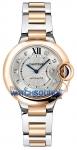 Cartier Ballon Bleu 33mm w3bb0006 watch